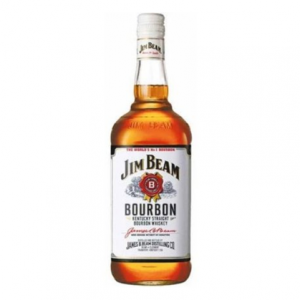 Jim Beam White Label 4 års