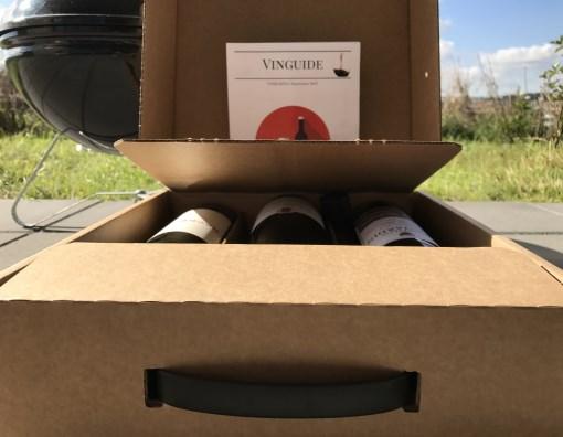 Vinboxen - Vin på abonnement