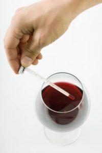Vintemperatur - Vin temperatur guide