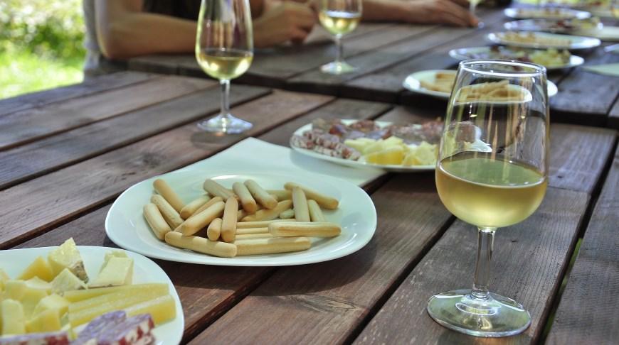 Vin til forret
