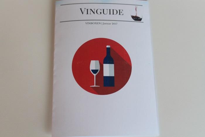 Den gode vinhistorie følger med firmagaven