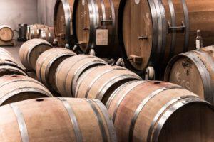 Rødvin lagring