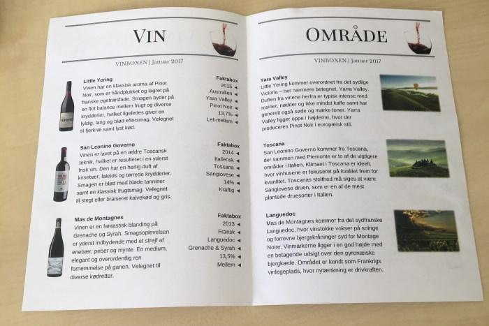 Vinguide - vin og område
