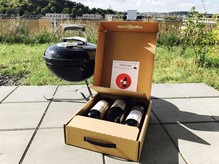 Åbnet op for konkurrence med vin