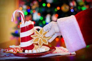 Julemanden ankommer tidligt i år
