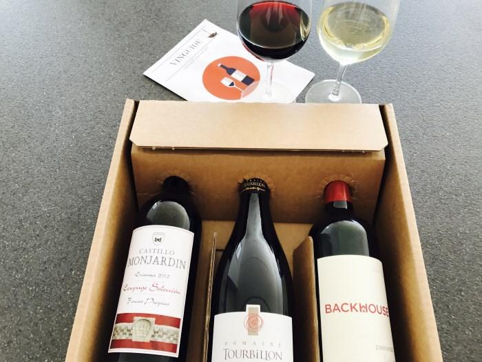 Prøv vinboxen for 199,-